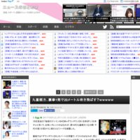 ニュースのまとめ#